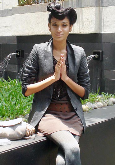 Model Tara Kurian