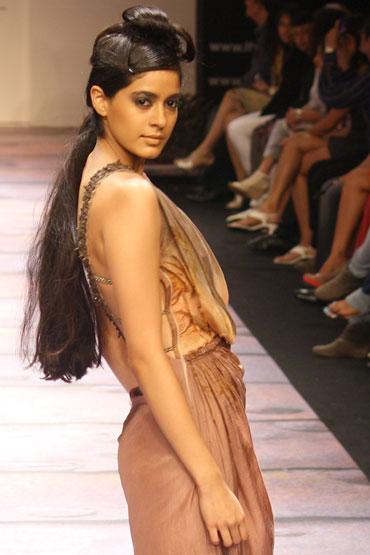 Model Diva Dhawan