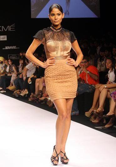 Nicole Faria for Sougat Paul