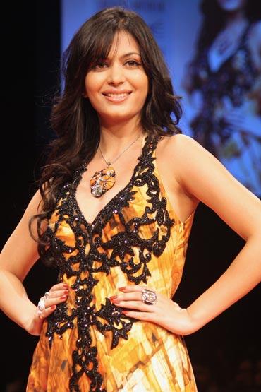 Ankita Shorey for Archana Kochhar