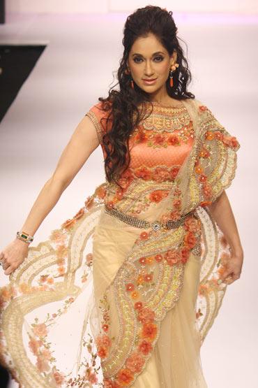 Lucky Morani for Preeti S Kapoor
