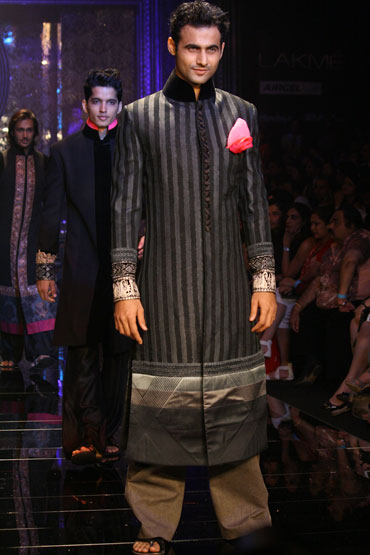 Freddy Daruwala for Manish Malhotra