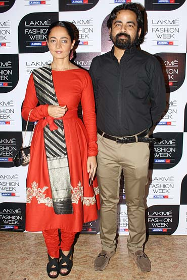 Sabina Chopra and Sabyasachi
