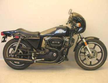 Harley-Davidson XLCR 1000 Cafe Racer 1978