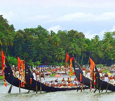 The Aranmula boat race