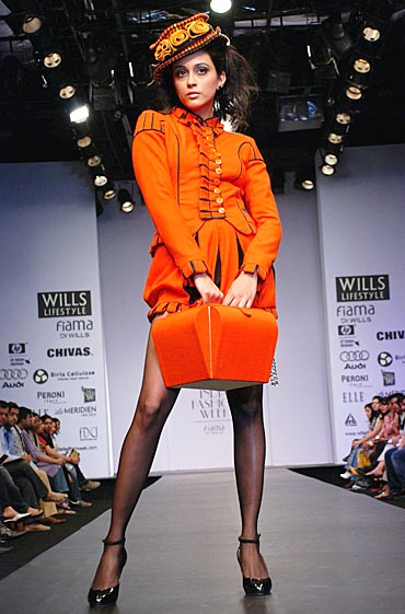 Orange is a cheerful, invigorating, warm and exotic colour