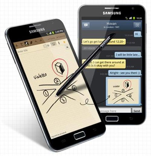 Gadget review: Should you go for Samsung Galaxy Note?