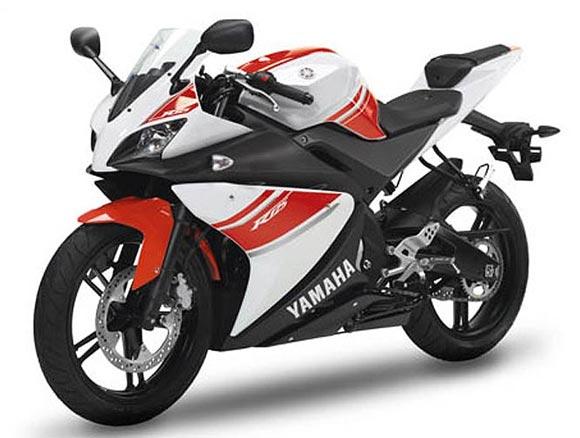 Yamaha's 250cc bike