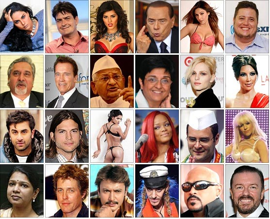 The most controversial celebs of 2011