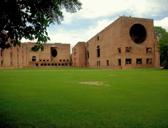 Campus of IIM-A
