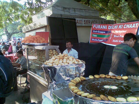 IN PICS: Delhi's street food festival