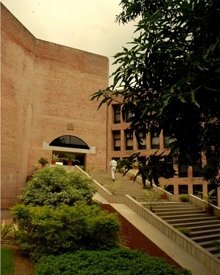 The Indian Institute of Management Ahmedabad