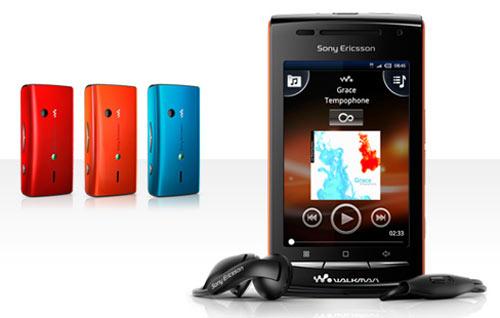 Sony Ericssom W8