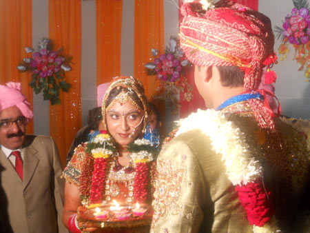 Sneha Tandon and Sahil Mohta