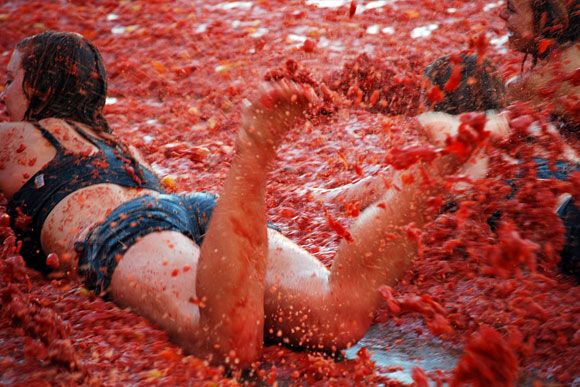 The Tomatina Festival