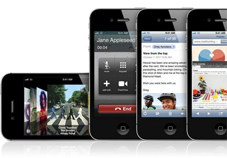 Here's why Samsung Galaxy SII scores over iPhone 4S in India