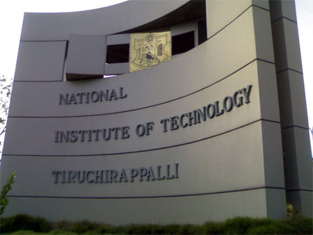 NIT-Tiruchirapalli