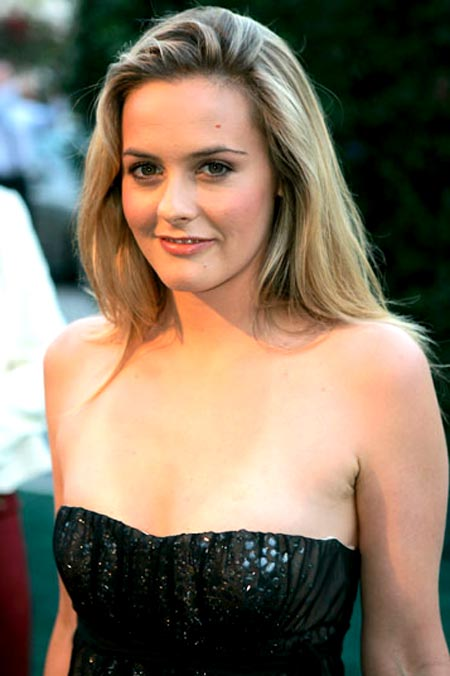 Alicia Silverstone