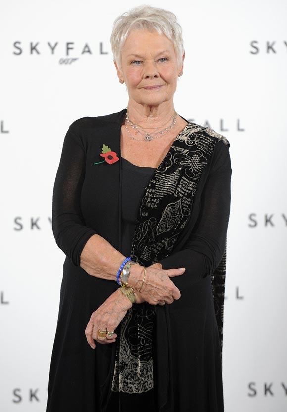 Judi Dench - Photo Actress
