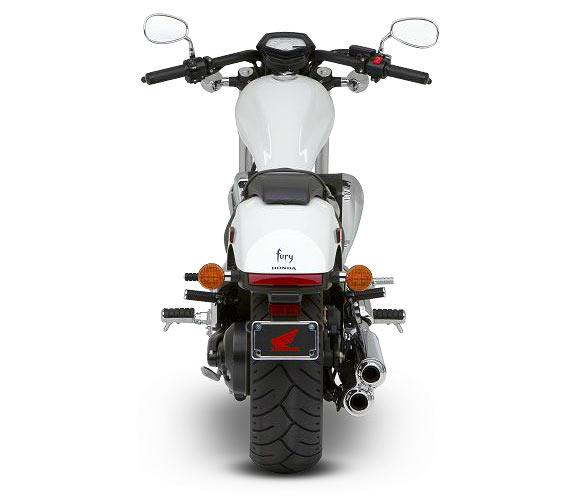 IN PICS: The super-sexy Honda Fury!