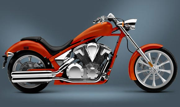 IN PICS: The super-sexy Honda Fury!
