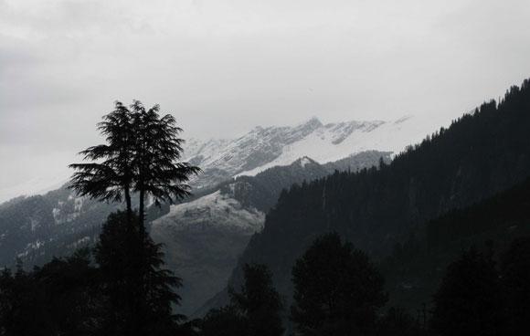 Manali peaks
