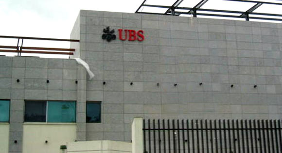 UBS office in Hyderabad