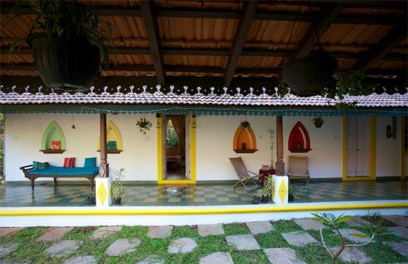 Arco Iris, Curtorim, Goa