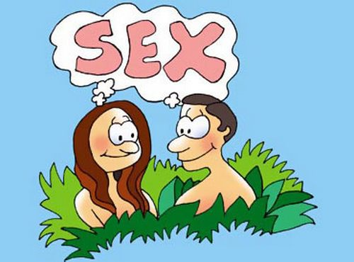 Yep, it's true. We love to have sex