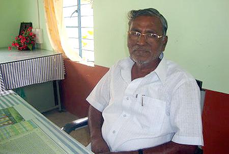 Thakaram Lakshman Raut