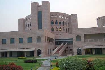 ISB Hyderabad