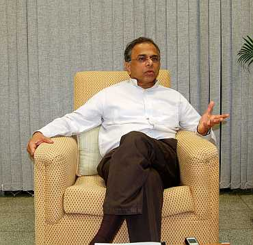 ISB Dean Ajit Rangnekar