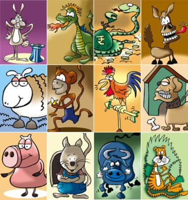 Chinese zodiac: 2011, Year of the Rabbit!