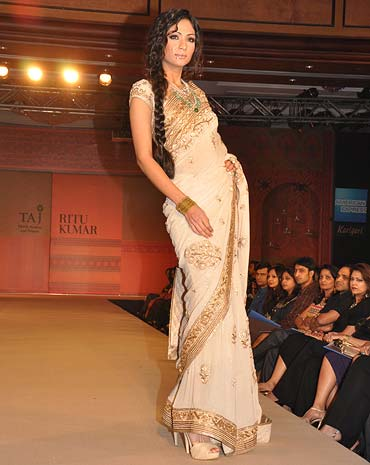 A Ritu Kumar creation