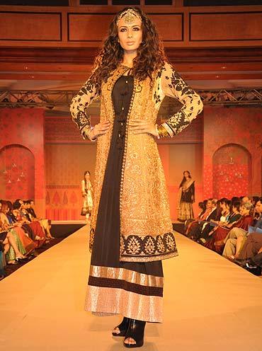 Pia Trivedi for Ritu Kumar