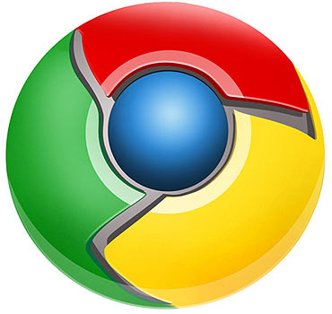 Logo of Google Chrome OS