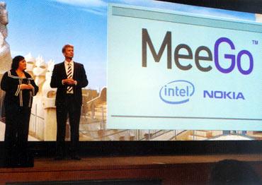 MeeGo plus Nokia