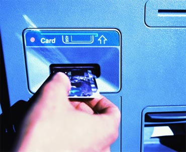 ATMs and debit cards