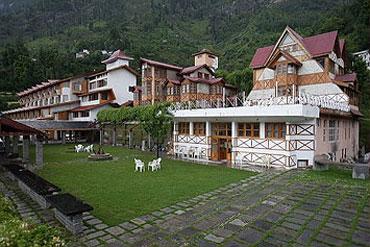 Ambassador Resort, Manali, Himachal Pradesh