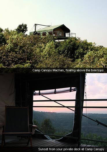 The Machan and Camp Canopy, Lonavala, Maharashtra