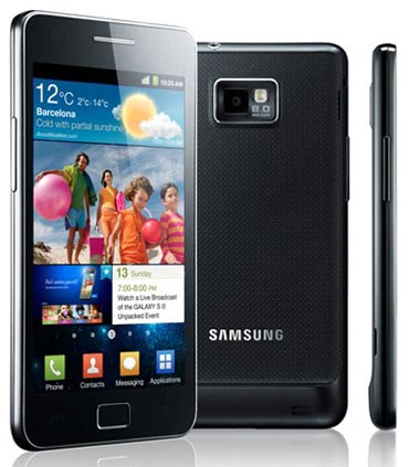 Gadget round-up: Samsung Galaxy S II and more
