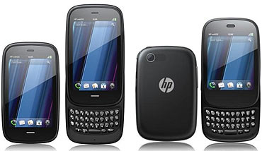 HP's two new webOS phones: Pre 3 and Veer