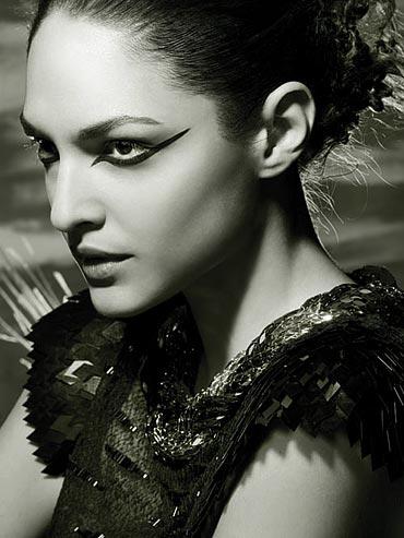 Nisha Kutty for Elle