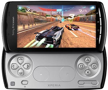 Sony Xperia Play.