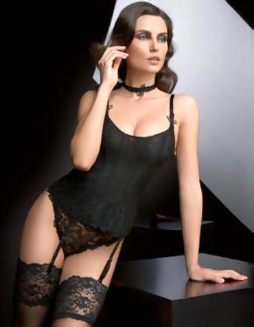 Pictures of mature women in lingerie
