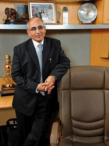 Amarjit Chopra, President, ICAI