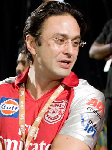 Ness Wadia.