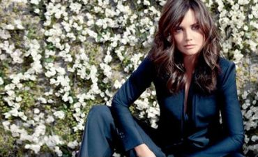 Katie Holmes for  Ann Taylor