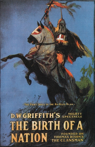 Poster of Birth of a Nation