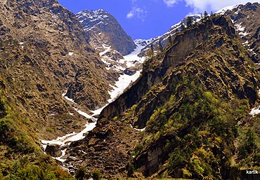 The trek to Kedarnath is a nature lovers' delight